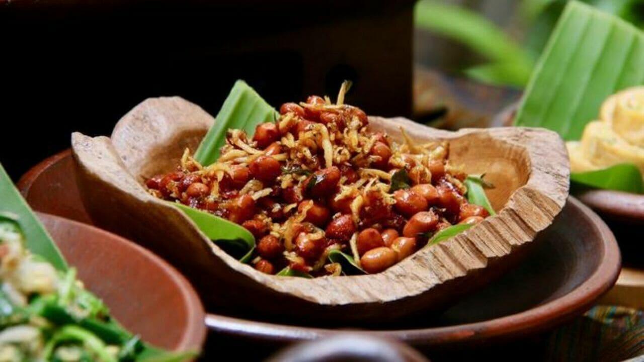 Resep Masakan Pedas, Sajian Teri Kacang