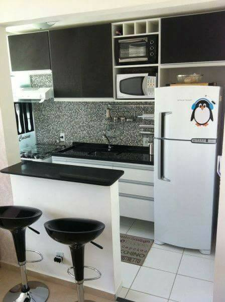 Best%2BSmall%2BKitchen%2BSpace-Saving%2BSolutions%2BDesigns%2BIdeas%2B%25288%2529 20 Modern Best XSmall Kitchen Space-Saving Solutions Design Ideas Interior