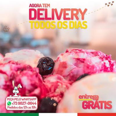 Sorveteria Coelhinho Porto Seguro - Delivery