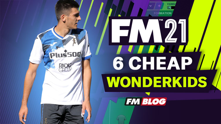 Six top quality, cheap wonderkids worth signing for your club in Football Manager 2021