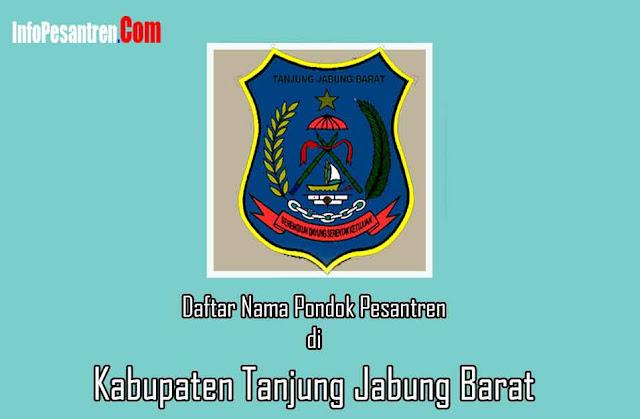 Pesantren di Kabupaten Tanjung Jabung Barat