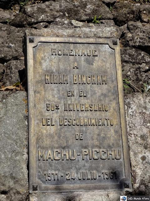 O que fazer em Machu Picchu (Peru)