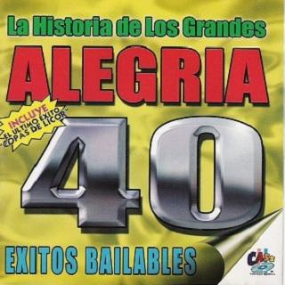 HISTORIA DE LOS GRANDES 40 ÉXITOS CD 2 2002