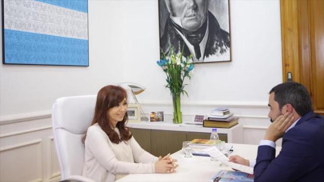 Cristina Fernández advierte: Macri estallará tarde o temprano