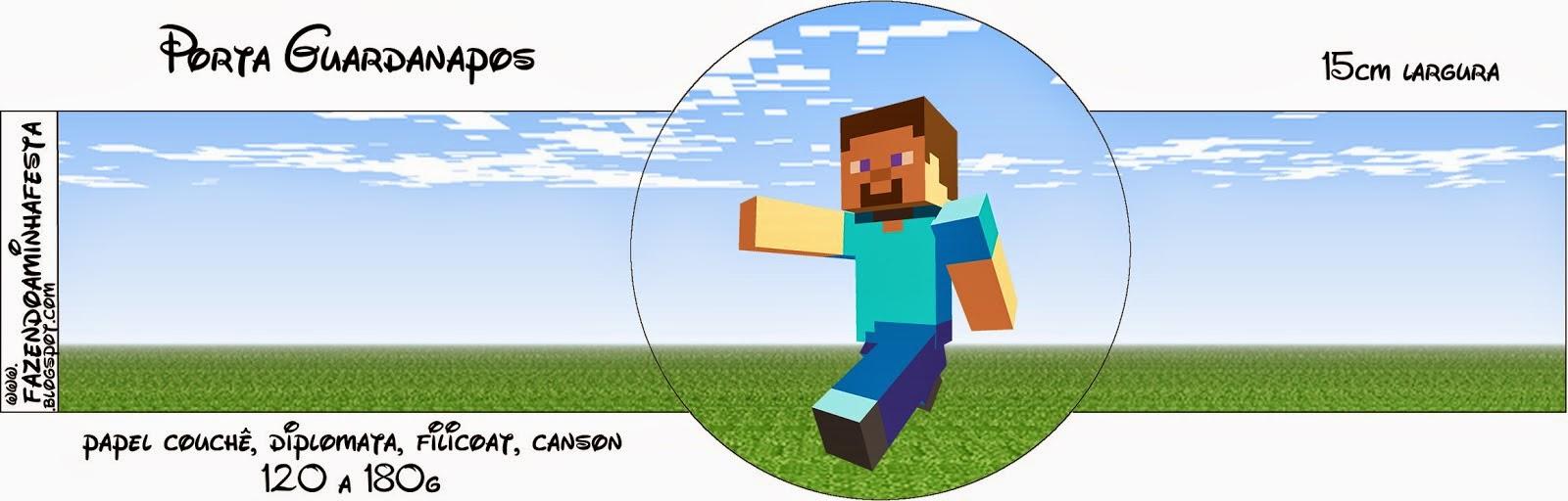 Minecraft Imprimibles Imagenes Y Fondos Gratis Para Fiestas