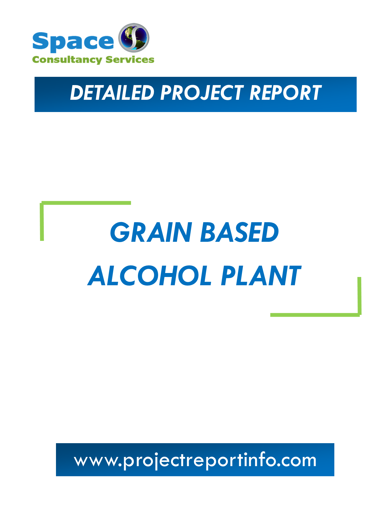 Project Report on Grain Based Alcohol