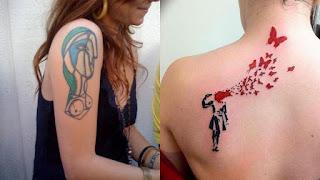 foto 7 de tattoos inspirados en obras de arte
