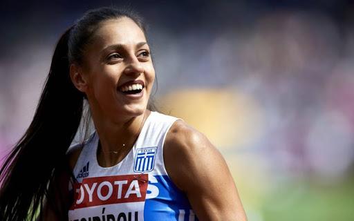 Για την 2η συμμετοχή της σε Ολυμπιακούς Αγώνες παλεύει η Πεσιρίδου