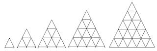 5. Berapa banyak segitiga sama sisi pada gambar berikut ?