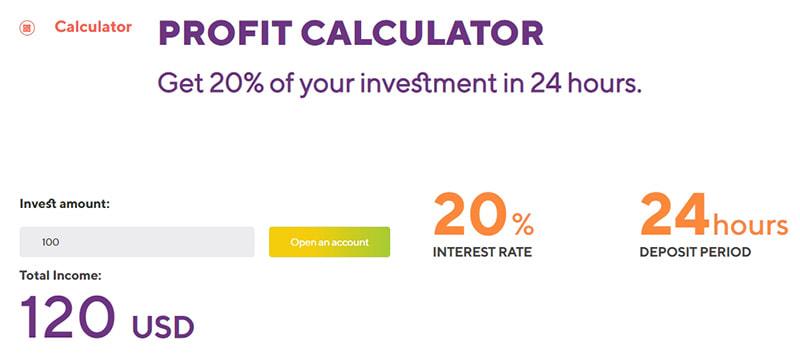 Инвестиционные планы Adelia LTD