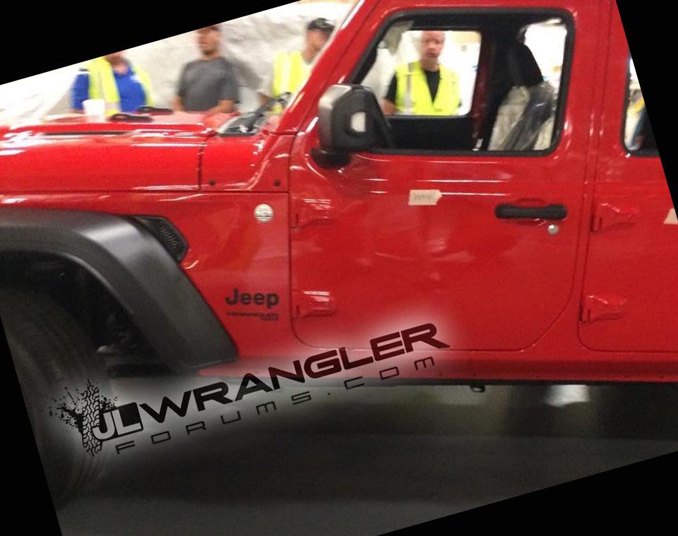 2018 jeep forum. delighful 2018 jeep wrangler unlimited 2018 telah tertangkap kamera tanpa kamuflase apapun  di pabrik perusahaan toledo ohio diposting oleh member forum jl  throughout jeep forum