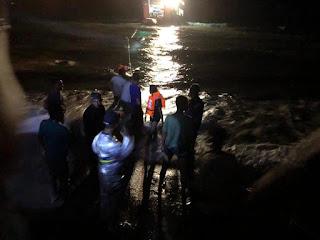 Baru Berlayar KMP Terubuk Bocor,  Penumpang Selamat Ke Pelabuhan Dengan Sekoci