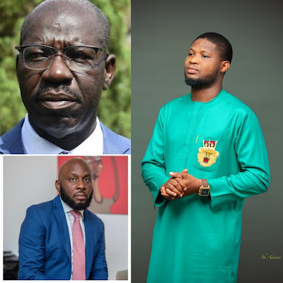 """""""There Is Need To Engage More Youths Like Tijani Nwadei In Governance"""" – Godspower Oshodin"""