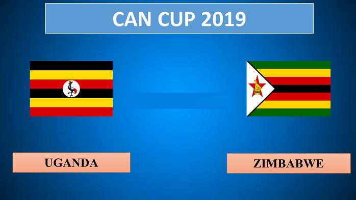 مشاهدة مباراة أوغندا و زيمبابوي 26-06-2019 كأس أمم إفريقيا