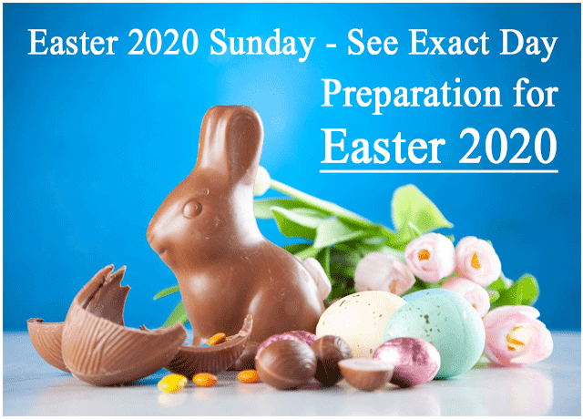 When is Easter 2020 Sunday – Full Calendar From 2015 to 2030 Exact Day