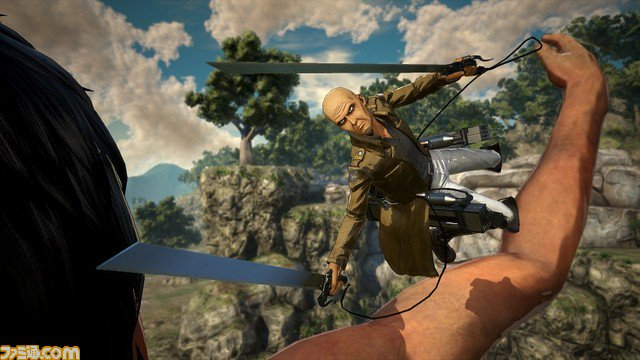 Attack on Titan 2 : Keith Shadis, Kitz Weilman, Dot Pixis, and Darius Zackly Confirmed.