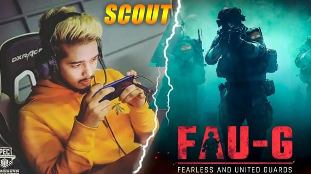 تحميل لعبة FAU-G للكمبيوتر منافسة ببجي موبايل,fau-g