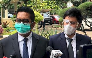 Henry Yoso Minta Polda Metro Jaya Laporan Kasus yang Seret Habib Rizieq Dilanjut
