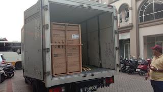 kirim barang logistik