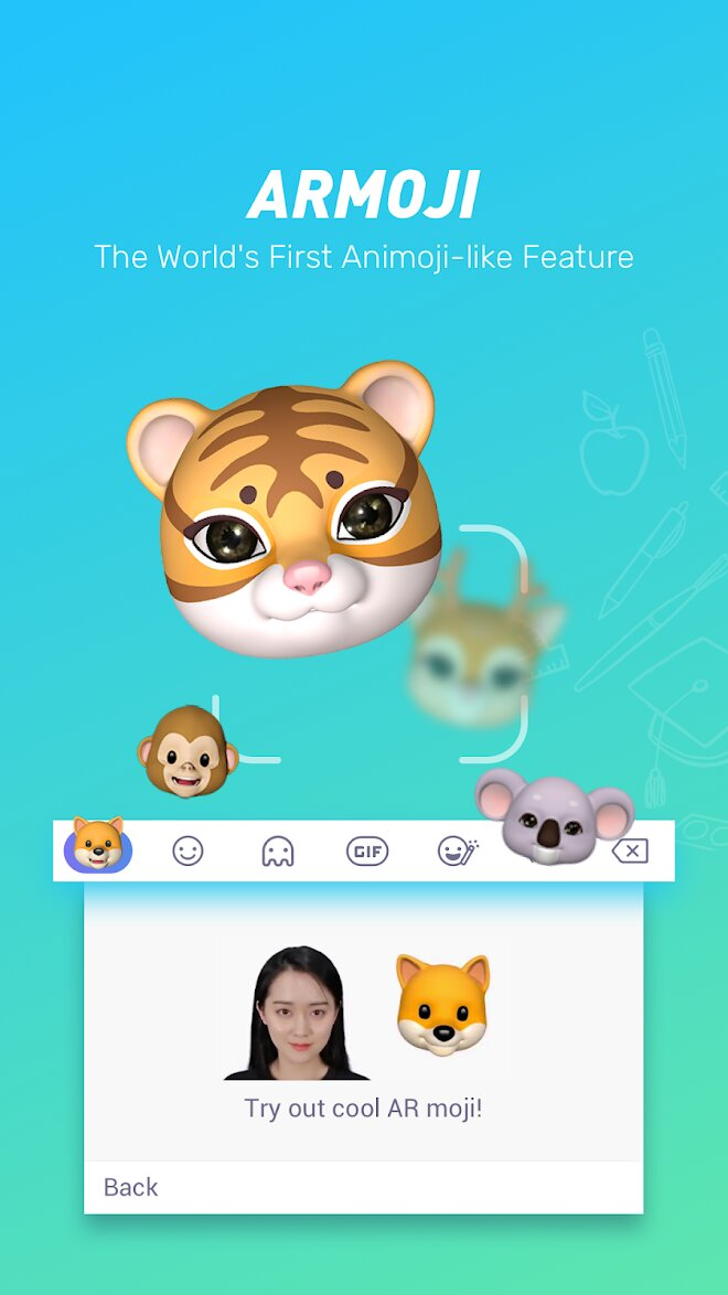 Top 10 Best Animoji Memoji Android Apps for Samsung Phones