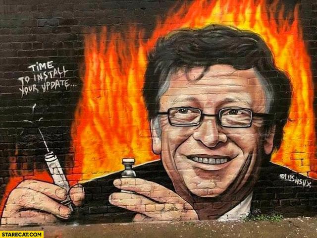 Bill Gates ha stipulato un accordo di licenza con Moderna