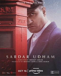 Sardar Udham Singh First Look Poster 2