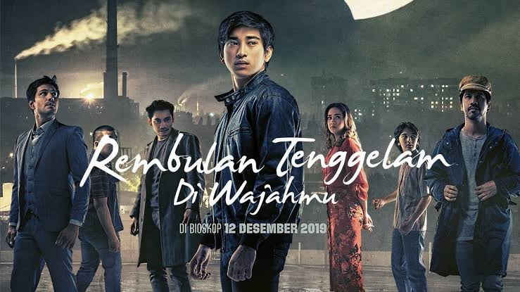 Rembulan Tenggelam di Wajahmu (2019) WEBDL