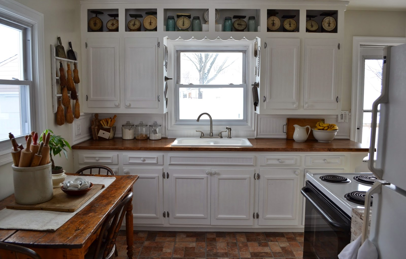 Antique Looking Kitchen Cabinets Shabby Love Quotwhat 39s Your Style Quot Series Kitchen Edition
