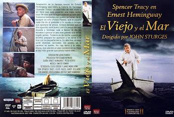 El viejo y el mar (1958) (The Old Man and the Sea) Caratula 2