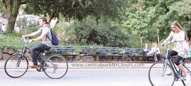 Bike Tour at Central Park  by centralparkNYCtours