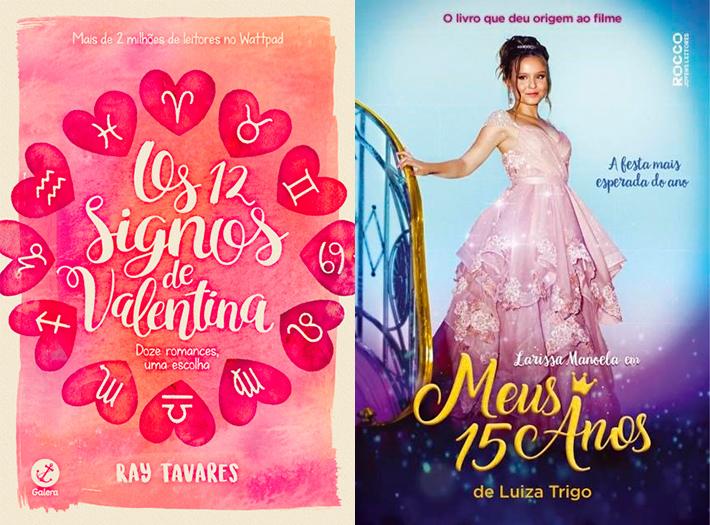 Livros: lançamentos literários YA, diversidade e LGBT