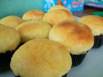 Cara Membuat dan Resep Roti Bluder Kuno Manis