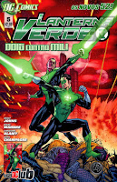 Os Novos 52! Lanterna Verde #5