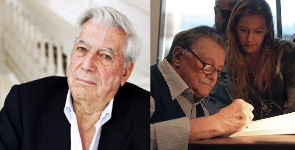 Mario Vargas Llosa vs  Mario Benedetti (Debate Político, 1984)