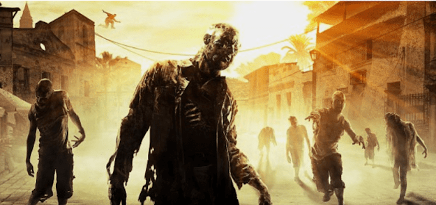 Dying Light: The Following Expansion (PS4 Games)