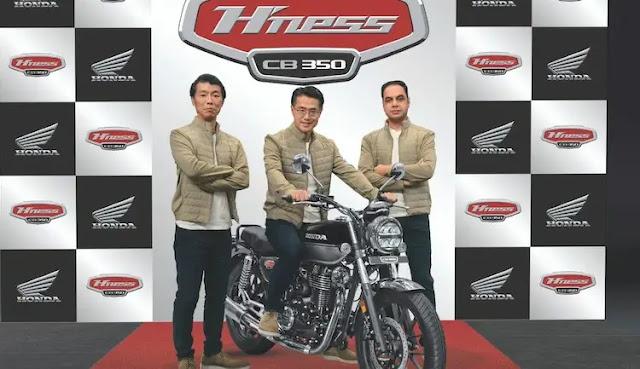 Keuntungan Membeli Honda CB350