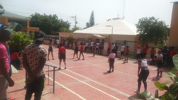 CLUB DEPORTIVO JEHOVÁ NICHEL CELEBRA TORNEO DE VOLEIBOL EN EL MUNICIPIO VALLEJUELO