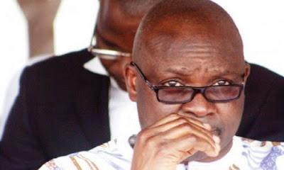 EFCC blocks Fayose's account...governor kicks