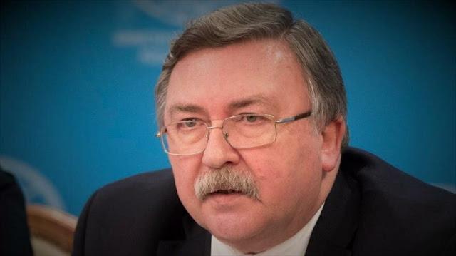 Rusia condena actitud 'destructiva' de EEUU hacia acuerdo nuclear