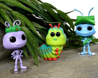 pixar a bug's life funko pop