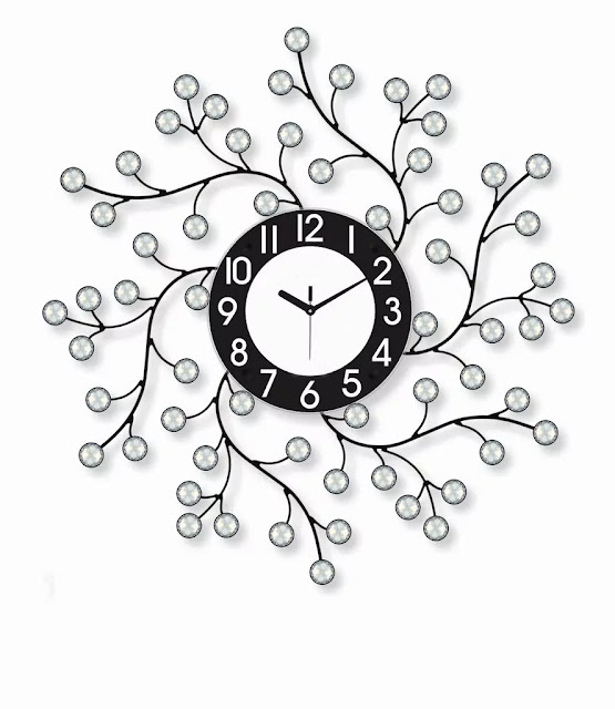 Personalised wall clock diwali gift for boss