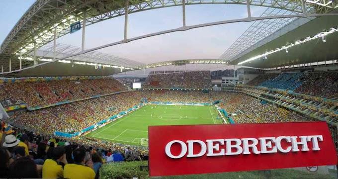El Fútbol Ibérico en el escándalo de Oderbrecht