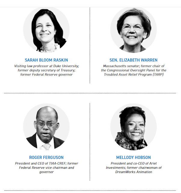 Estes são os principais candidatos a secretário do Tesouro em uma administração de Biden 15
