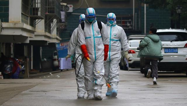 أحدث التطورات والأرقام والأخبار حول فيروس كورونا في العالم: