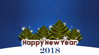 2018 Happy New Year HD Image Free Download