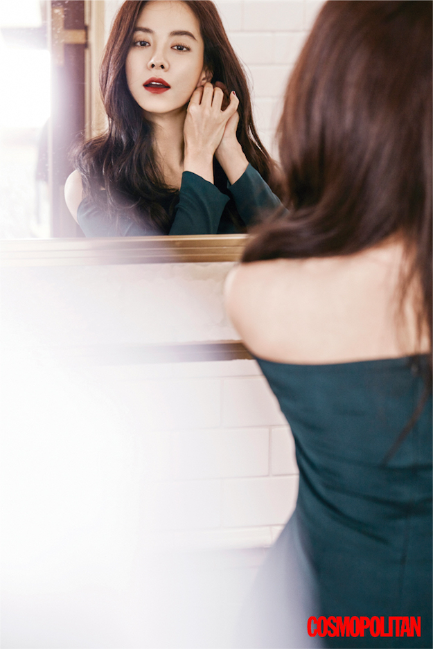 Song Ji Hyo, Song Ji Hyo Cosmopolitan, Song Ji Hyo 2016
