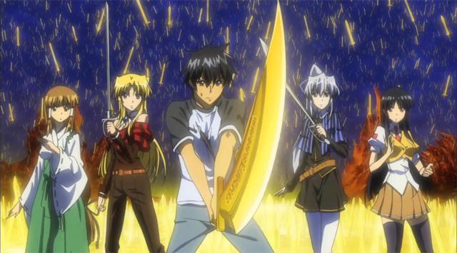 anime action terbaik 2015