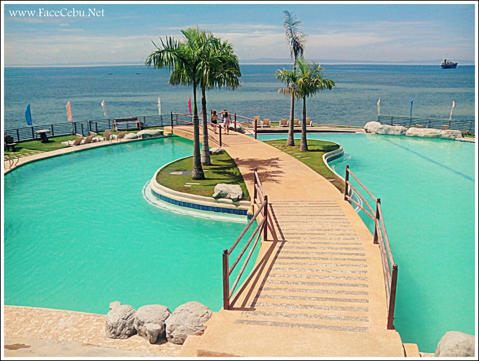Pool At Paulo Luna Resort And Spa