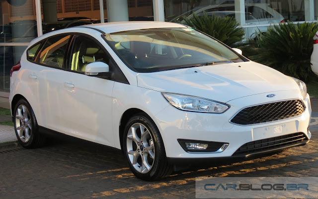 Ford Focus 2016 - Preço