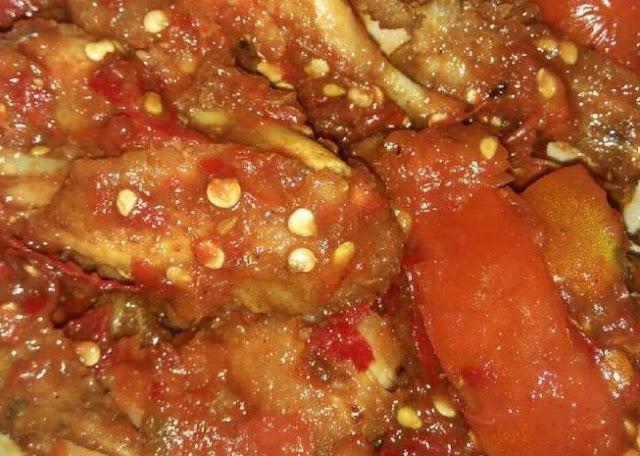 resep ayam penyet sambal korek